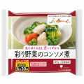 【冷凍介護食】摂食回復支援食あいーと 彩り野菜のコンソメ煮 89g
