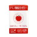 アミノ酸配合ゼリー りんご味 100mL×18