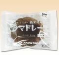 【冷凍】ふんわり・しっとり低たんぱくマドレーヌ (チョコ味) 30g