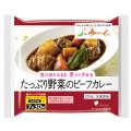 【冷凍介護食】摂食回復支援食あいーと たっぷり野菜のビーフカレー 102g