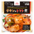 介護食/区分3 エバースマイル チキンのトマト煮風ムース 120g ムース食