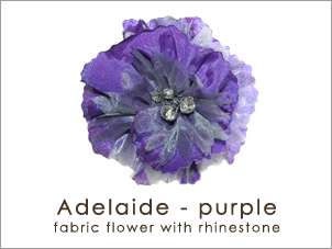 Out to tea Adelaide (purple)