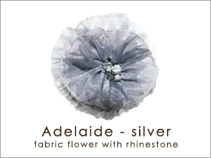 Out to tea Adelaide (silver)