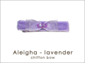 Out to tea Aleigha (lavender)
