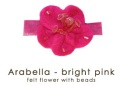 Out to tea Arabella (bright pink)
