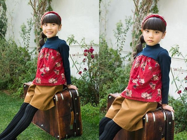 smoothy フェフェ 子供服 234hj4y22fds