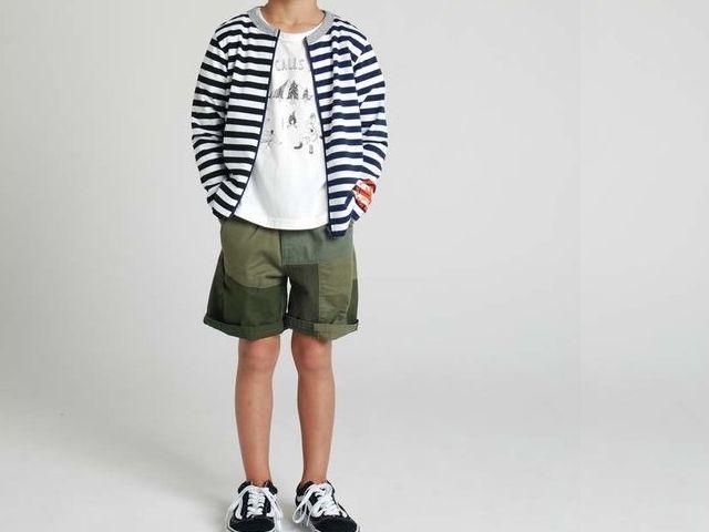 SALE【30%OFF】【2018春夏】highking【ハイキング】various shorts(100~160)1181-2488a