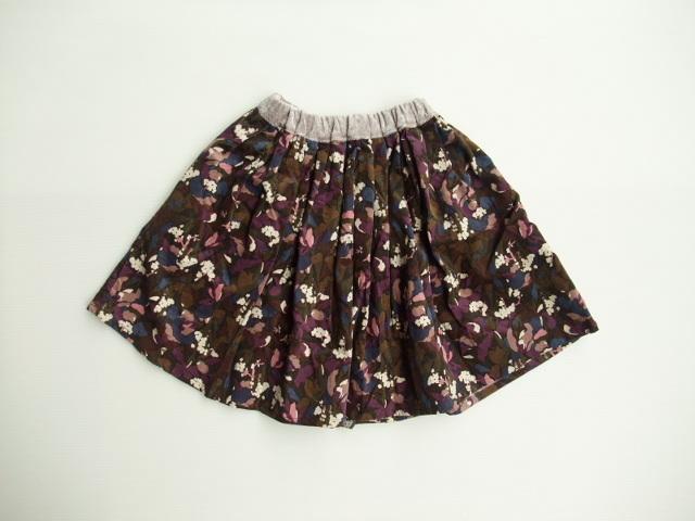 SOLBOIS LIBERTY スカート 1