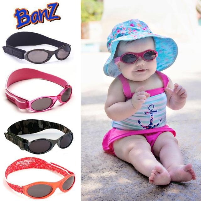 BABY BANZ ADVENTURE ベビー&キッズサイズ サングラス
