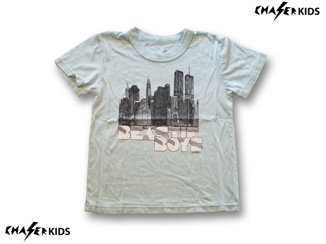 CHASER KIDS  BEASTIE BOYS TO THE 5 BOROUGHS Tシャツ