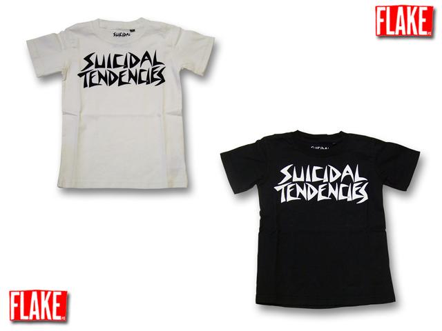 FLAKE SUICIDAL TENDENCIES Tシャツ【キッズダンス衣装】