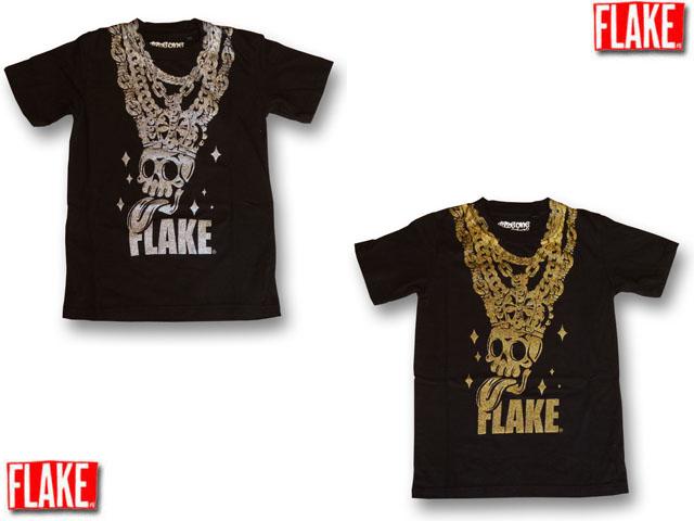 FLAKE ROYAL FLAKE Tシャツ【フレイク 子供服】
