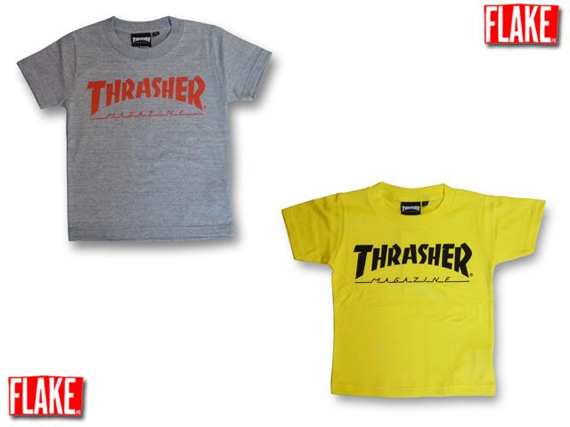 FLAKE THRASHER Tシャツ【フレイク 子供服 キッズダンス衣装にも!】】