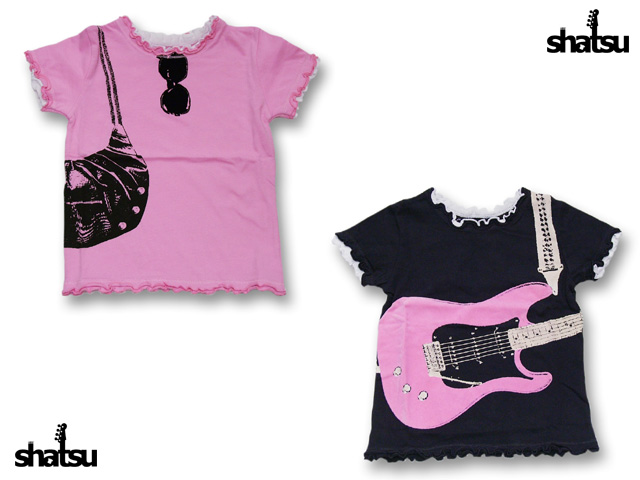 【FINAL SALE!】MINI SHATSU Tシャツ