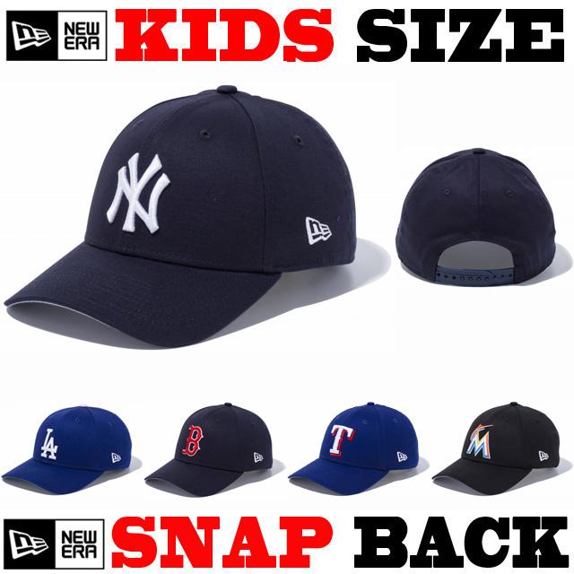 NEW ERA KIDS JINIOR 9FORTY SNAPBACK SNAPBACK CAP 【newera ニューエラ キッズサイズ キッズダンス衣装 帽子 キッズ キャップ 】