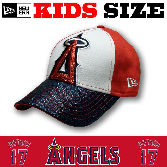 ニューエラのキッズサイズモデル! NEW ERA KIDS 9FORTY ANGELS CAP 【ニューエラ キッズサイズ newera baby キッズサイズ キャップ】