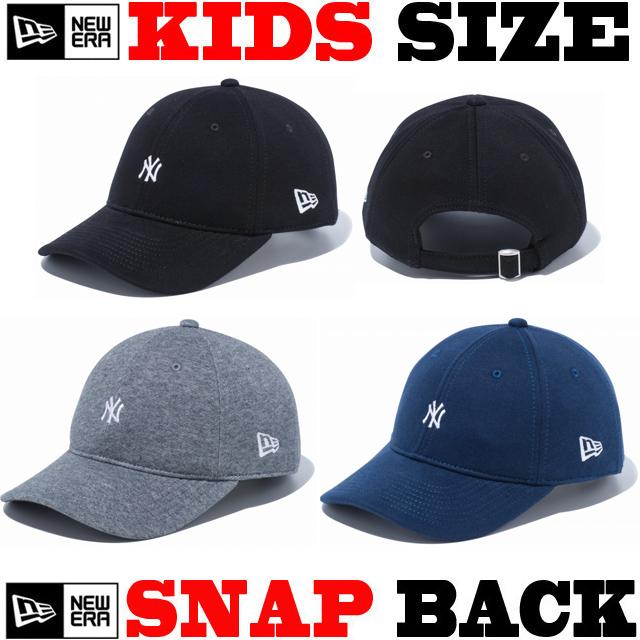 NEW ERA KIDS 9TWENTY COLOR SWEAT MINI LOGO DENIM CAP 【newera ニューエラ キッズサイズ キッズダンス衣装 帽子 キッズ キャップ ローキャップ 】