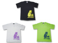 【FINAL SALE!】ICE DUMMY メンズ&レディース KING OF ANIMAL Tシャツ