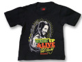 ZION ROOTS WEAR WAKE UP & LIVE ベビーTシャツ