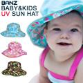 BANZ 紫外線対策帽子 リバーシブルUV HAT