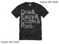 Hatch For Kids  STRAIGHT OUTTA PORTLAND Tシャツ【HATCH FOR KIDS 子供服】