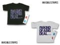 【送料無料!】最終価格!!INVISIBLE STRIPES BIG DEAL Tシャツ