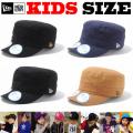 NEW ERA KIDS WM-01 ADJASTABLE CAP  【newera ニューエラ キッズサイズ キッズダンス衣装 帽子 キッズ ミリタリー ワークキャップ 】