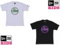 NEW ERA KIDS バイザーステッカー コットンTシャツ【ニューエラ キッズサイズ キッズダンス衣装】