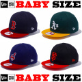 【ニューエラ ベビーサイズ 】 NEW ERA MY 1ST 9FIFTY SNAPBACK CAP 【サイズ調整可能なスナップバックモデル! 】