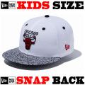 NEW ERA KIDS YOUTH 9FIFTY CHICAGO BULLS SNAPBACK CAP 【newera ニューエラ キッズサイズ キッズダンス衣装 帽子 キッズ キャップ 】