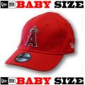 ニューエラのベビーサイズモデル NEW ERA MY 1ST 39THIRTY ANGELS CAP 【ニューエラ ベビーサイズ newera baby ベビーサイズ キャップ】