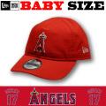ニューエラのベビーサイズモデル NEW ERA BABY 9TWENTY ANGELS CAP 【ニューエラ ベビーサイズ newera baby ベビーサイズ キャップ】