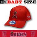 ニューエラのベビーサイズモデル NEW ERA BABY 39THIRTY ANGELS CAP 【ニューエラ ベビーサイズ newera baby ベビーサイズ キャップ】