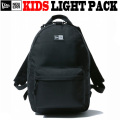 NEW ERA KIDS PRINT LIGHT PACK 【ニューエラ 子供サイズ バックパック ライトパック リュックサック】