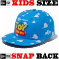 ニューエラのキッズサイズモデル! NEW ERA KIDS 9FIFTY TOY STORY  CAP 【ニューエラ キッズサイズ newera baby コラボ トイストーリー キッズサイズ キャップ】