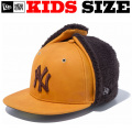 NEW ERA KIDS 59FIFTY DOG EAR シンセティック ヌバック CAP 【newera ニューエラ キッズサイズ キッズダンス衣装 帽子 キッズ キャップ 】