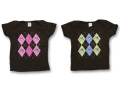【FINAL SALE!】ROCK & RATTLE Argyle Tシャツ