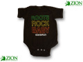 ZION ROOTS ROCK BABY ロンパース