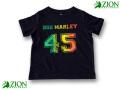 ZION 45 RASTA Tシャツ