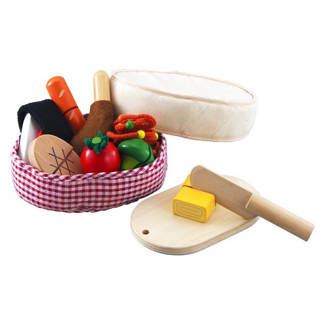 森のあそび道具シリーズ【手作りおべんとう】エドインター/積木/木のおもちゃ/出産祝い