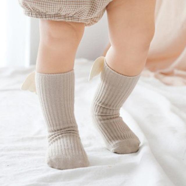 エンジェルベビーソックス【3colors】靴下/男の子/女の子