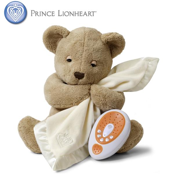 プリンスライオンハートバックトゥースリープベアオリジナル【brown】Back to sleep bear/PrinceLionheart/出産祝い/赤ちゃん夜泣き対策