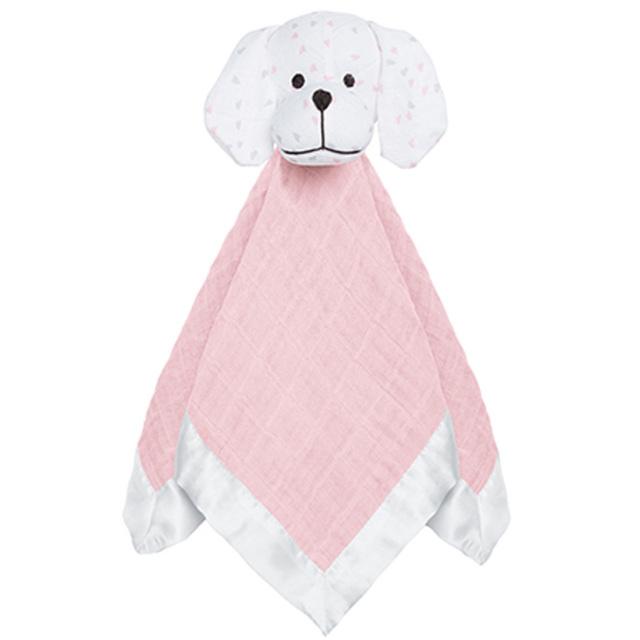 エイデンアンドアネイクラシックマージーメイトラビー【pink】lovely reverie/aden+anais/ベビーブランケット