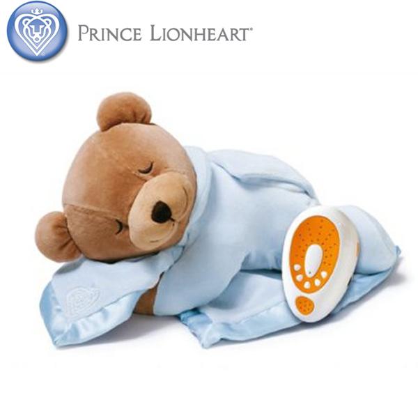プリンスライオンハートスランバーベアプラス【blue】Slumber bear/PrinceLionheart/ブルー/男の子/出産祝い/赤ちゃん夜泣き対策