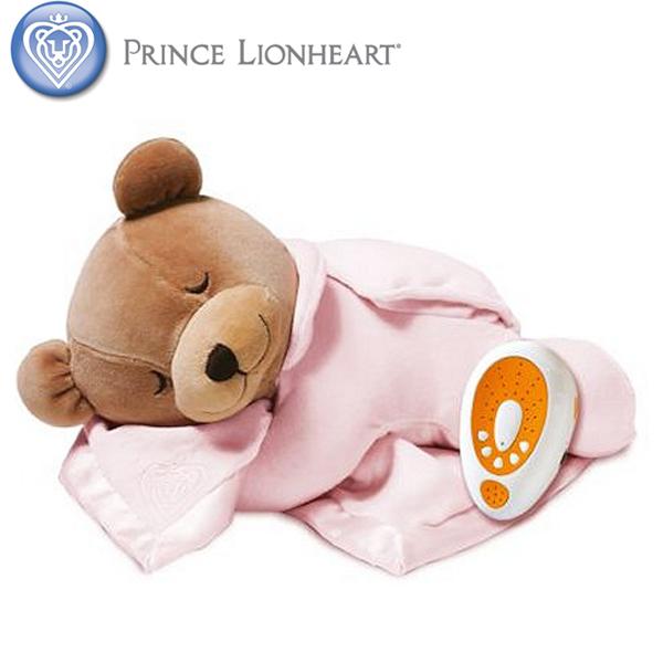 プリンスライオンハートスランバーベアプラス【pink】Slumber bear/PrinceLionheart/ピンク/女の子/出産祝い/赤ちゃん夜泣き対策