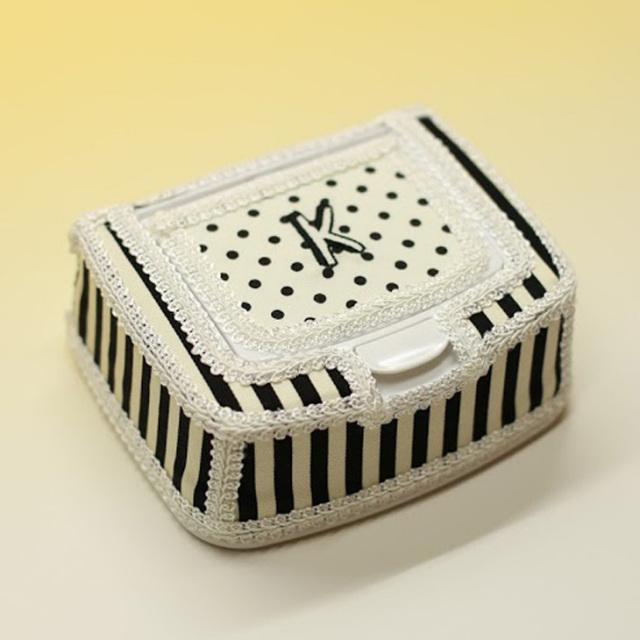 [出産祝い]〔MONOTONE〕おしりふきケース単品【1color】手口拭きケース/ワイプケース/プレゼント