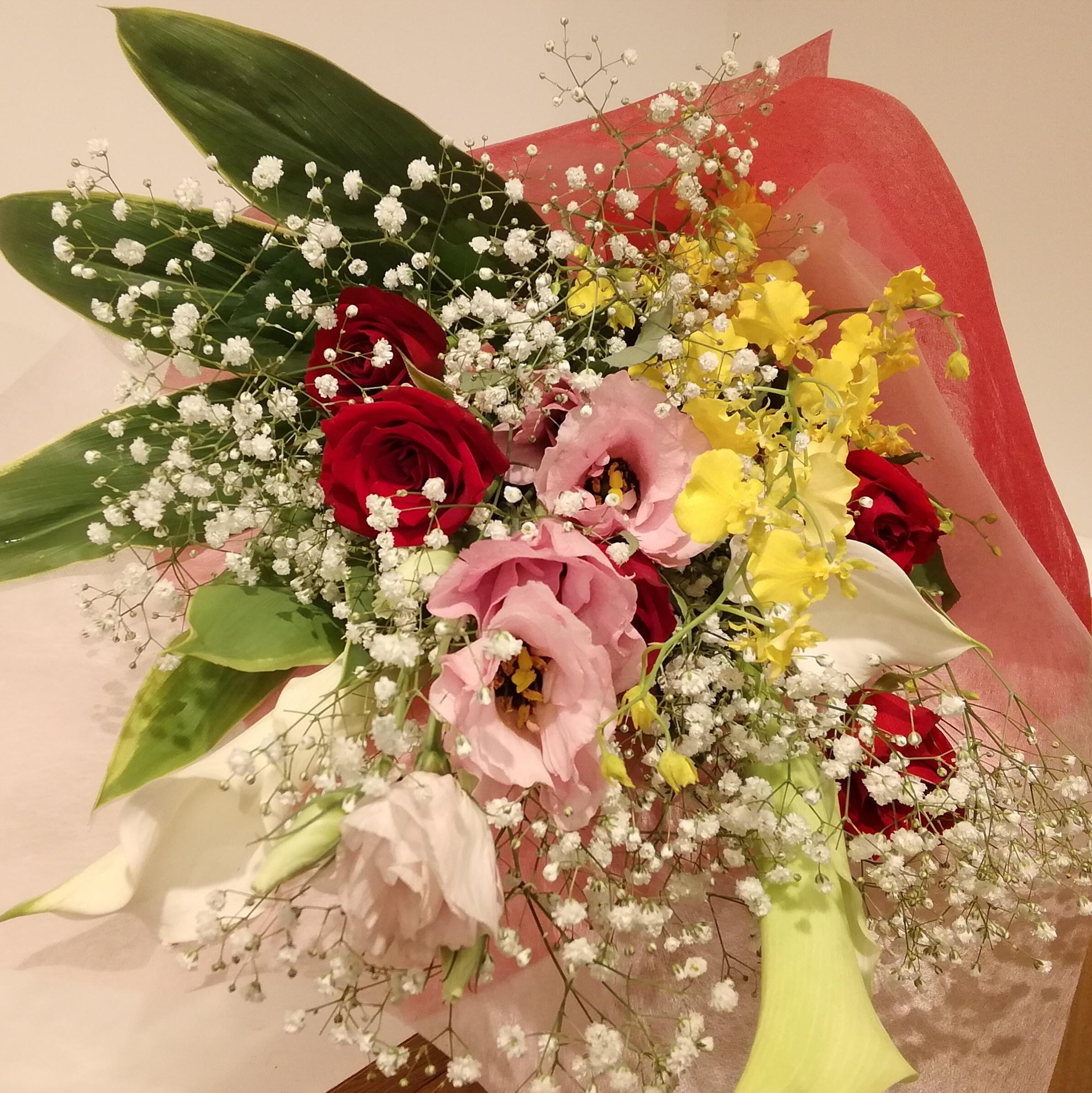 花束エレガント