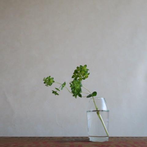 【リューズガラス】フラワーベース / チューブ