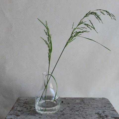【リューズガラス】フラワーベース/クレーライン ソラス