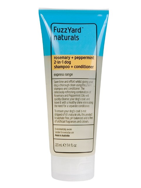 FuzzYard エクスプレス 2イン1 シャンプー&コンディショナー